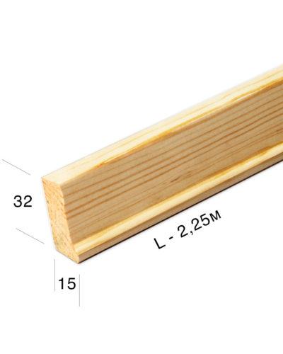 Рейка для подрамника 3215-0-225j